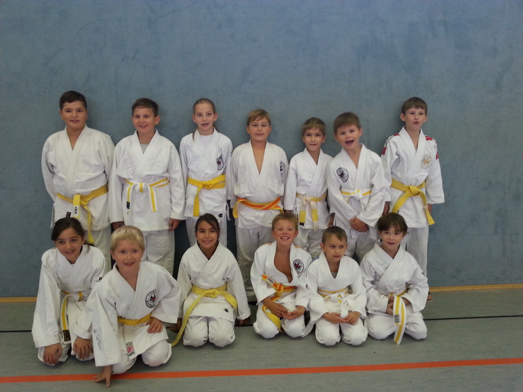 U12 Mannschaft 2