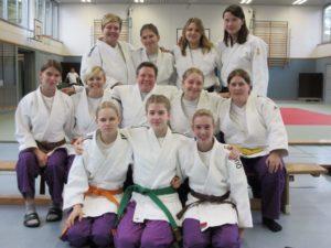 Damenmannschaft 2016
